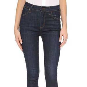Carlie high rise skinny jeans